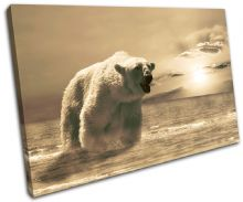 Polar Bear Animals - 13-2221(00B)-SG32-LO